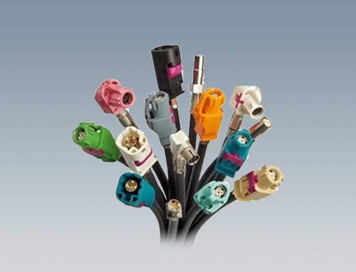 HSD 连接器与线束产品