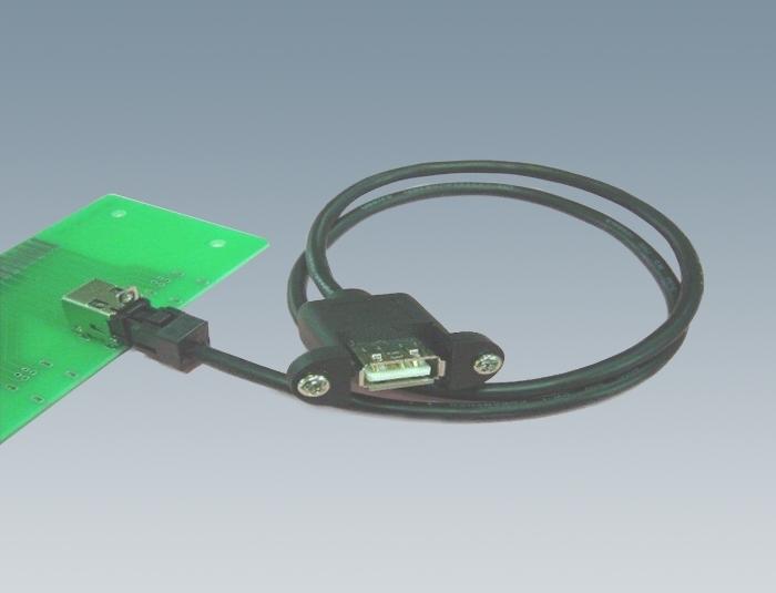 正业USB 线束产品